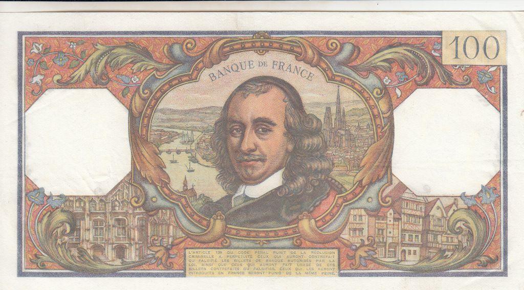 France 100 Francs Corneille 02-07-1964 - Série T.14