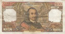 France 100 Francs Corneille 03-09-1970 - Série S.496