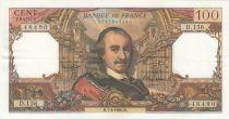 France 100 Francs Corneille 07-04-1966 - Série D.156