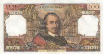 France 100 Francs Corneille 07-04-1966 - Série E.146