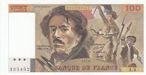 France 100 Francs Delacroix - 1978 Série A.3