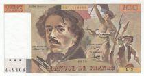 France 100 Francs Delacroix - 1978 Série R.2