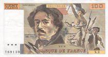 France 100 Francs Delacroix - 1978 Série S.3 - TTB+