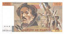 France 100 Francs Delacroix - 1980 Série G.23 - SUP