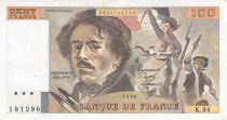 France 100 Francs Delacroix - 1980 Série K.34 - TTB