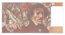 France 100 Francs Delacroix - 1981 Série D.45 - NEUF