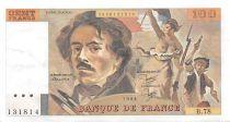 France 100 Francs Delacroix - 1984 Serial B.78 - XF