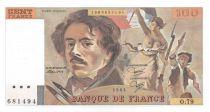 France 100 Francs Delacroix - 1984 Série O.79 - P.NEUF