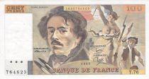 France 100 Francs Delacroix - 1984 Série T.76 - TTB