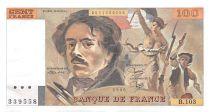 France 100 Francs Delacroix - 1986 Série B.103 - SUP