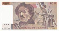 France 100 Francs Delacroix - 1990 - Série S.188 - P.NEUF
