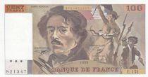 France 100 Francs Delacroix - 1990 Série E.151
