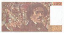 France 100 Francs Delacroix - N.243 - 1993