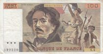 France 100 Francs Delacroix 1978 - Série S.4