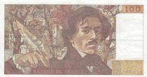 France 100 Francs Delacroix 1983 - Série R.64