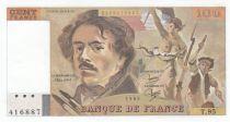 France 100 Francs Delacroix 1985 - Série T.95