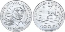 France 100 Francs Descartes - 1991