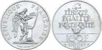 France 100 Francs Droits de l´Homme - 1989