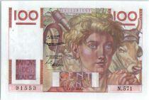 France 100 Francs Farmer - 03-12-1953 - Série N.571
