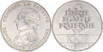 France 100 Francs General La Fayette - 1987