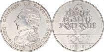 France 100 Francs Général La Fayette - 1987