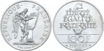 France 100 Francs Human rights - 1989