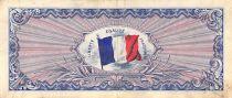 France 100 Francs Impr. américaine (Drapeau) - 1944 - Sans Série - TTB+