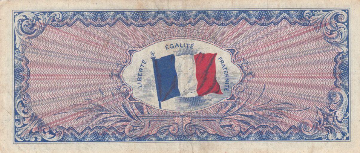 France 100 Francs Impr. américaine (Drapeau) - Série 2 - 09317100 - TTB
