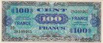France 100 Francs Impr. américaine (France) - 1944 - Série 10 - Neuf