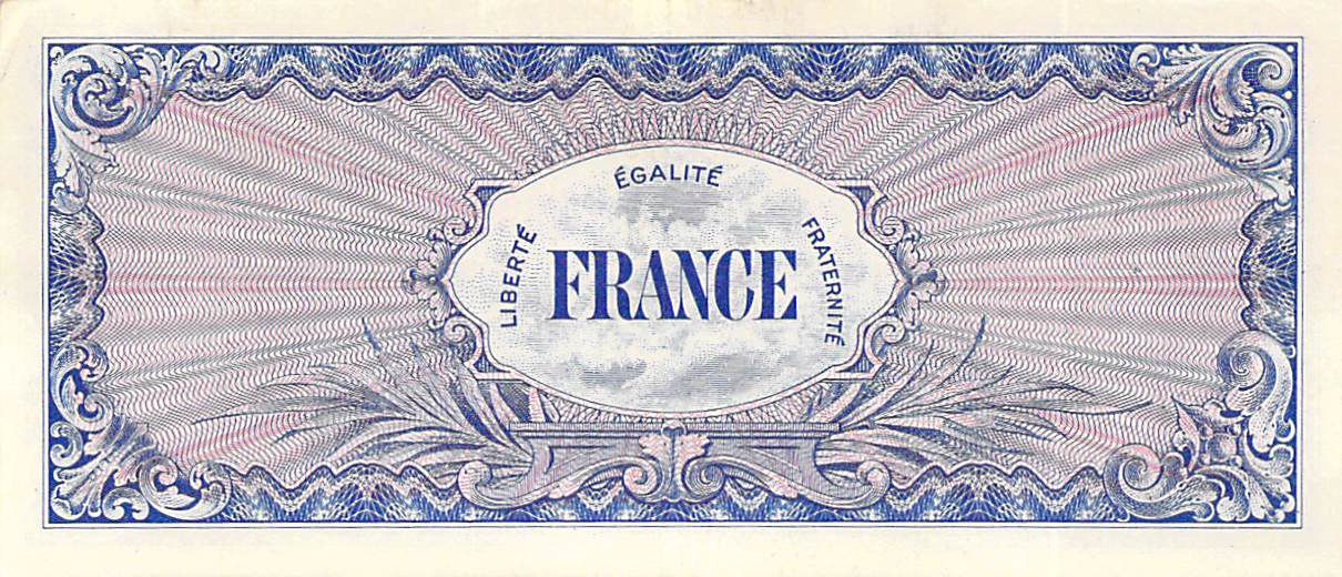 France 100 Francs Impr. américaine (France) - 1945 Série 2 - SUP
