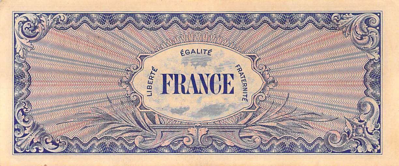 France 100 Francs Impr. américaine (France) - 1945 Série 2 - TTB+