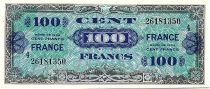 France 100 Francs Impr. américaine (France) - 1945 Série 4 - SPL à Neuf