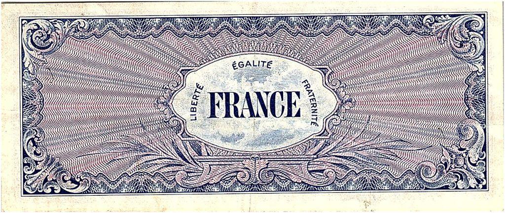 France 100 Francs Impr. américaine (France) - 1945 Série 4 - SUP