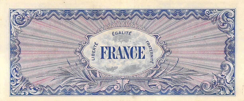 France 100 Francs Impr. américaine (France) - 1945 Série 4 - TTB+