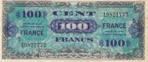 France 100 Francs Impr. américaine (France) - 1945 Série 5 - TTB+