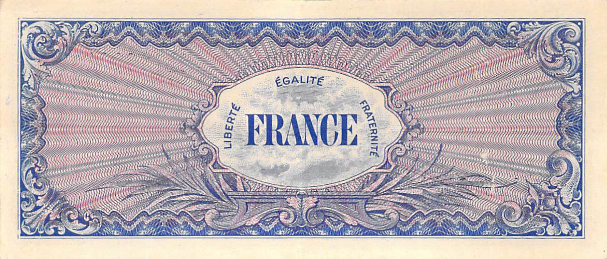 France 100 Francs Impr. américaine (France) - 1945 Série 5 - TTB+