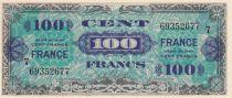 France 100 Francs Impr. américaine (France) - 1945 Série 7 - Neuf