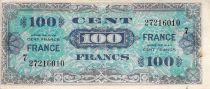 France 100 Francs Impr. américaine (France) - 1945 Série 7 - TB+