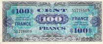 France 100 Francs Impr. américaine (France) - 1945 Série 7 - TTB+