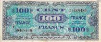 France 100 Francs Impr. américaine (France) - 1945 Série 7 - TTB
