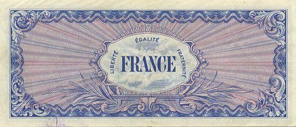 France 100 Francs Impr. américaine (France) - Grand X Rare