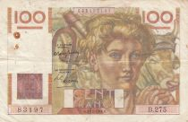 France 100 Francs Jeune Paysan - 02-12-1948 - Série B.275