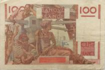 France 100 Francs Jeune Paysan - 03-04-1947 - Série F.199 - TTB