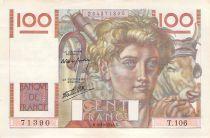 France 100 Francs Jeune Paysan - 03-10-1946 - Série T.106 - TTB+