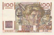 France 100 Francs Jeune Paysan - 06-09-1951 - Série Z.398 - TTB+