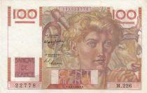 France 100 Francs Jeune Paysan - 06-11-1947 - Série M.226