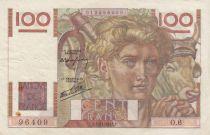 France 100 Francs Jeune Paysan - 07-11-1945 - Série O.6