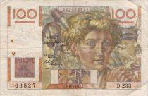 France 100 Francs Jeune Paysan - 15-04-1948 - Série D.233 - TB+