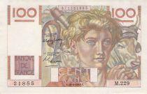 France 100 Francs Jeune Paysan - 15-04-1948 - Série M.229 - TTB+