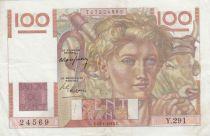 France 100 Francs Jeune Paysan - 15-07-1948 - Série A.267